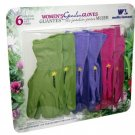 Gloves Wells Lamont Nitrile Coated Knit Gloves Six Pack