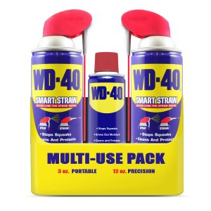 WD-40 Smart Straw Multi-Use Three Pack