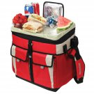 Cooler California Innovations Table Top Cooler RED