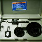Drill Master Hole Saw Kit