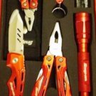 Snap-On Five Piece Multi-Tool Set With Case