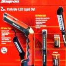 Snap-on Portable LED Light Set