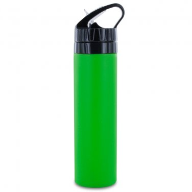 Smart Planet Silicone Hydration Bottle  GREEN