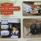 Buffet Stack & Serve Buffet Set