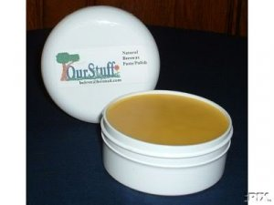 NATURAL BEESWAX Mineral Oil Wood Soapstone Conditioner