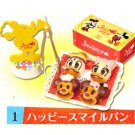 Re-ment Miniature Disney Mickey Minnie Bakery Bread ** Free Shipping