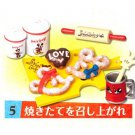 Re-ment Miniature Disney Mickey Minnie Flour can ** Free Shipping