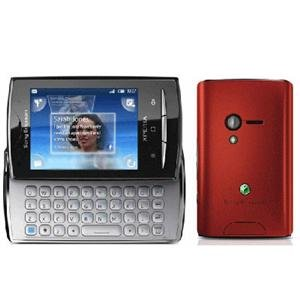 New Sony Ericsson XPERIA X10 mini pro Unlocked Red