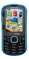 New Samsung intensity 2 Blue Verizon No Contract Req