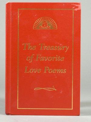 The Treasury of Favorite Love Poems