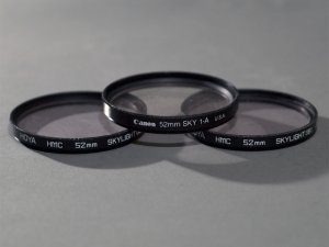 Lens Filters 52 mm