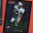 Daunte Culpepper #138 Miami Dolphins 2006 Bowman Chrome