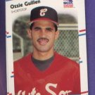 Ozzie Guillen #398 White Sox 1988 Fleer baseball card