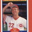 Tom Browning  #658 Reds 1988 Score