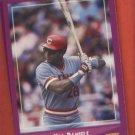 Kal Daniels  #86 Reds 1988 Score