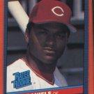 Kal Daniels #27 Reds  ROOKIE 1986 Donruss