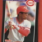 Barry Larkin  #257 Reds  1989 Donruss