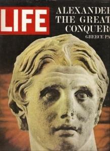 LIFE Alexander the Great 5/3/1963 Princess Grace Carol Lynley