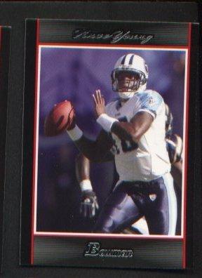 Vince Young #24  Titans 2007 Bowman