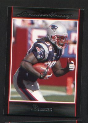 Laurence Maroney #42 PATRIOTS 2007 Bowman