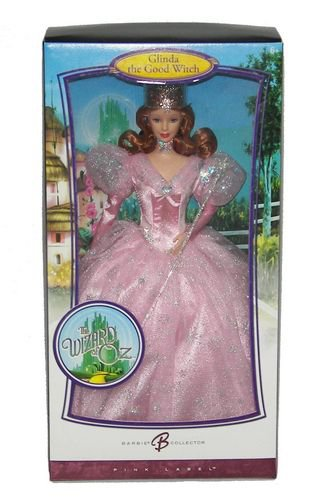 Barbie Glinda the Good Witch Wizard of Oz Doll 2006