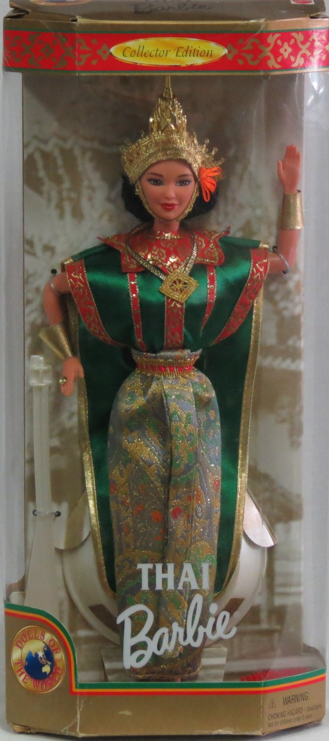 Barbie Thai Doll of the World