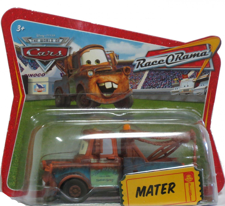 Disney Pixar Cars Race O Rama Mater