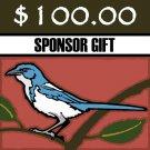 $100 Donation - Scrub-Jay Trail  (Sponsor Gift)