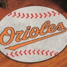BALTIMORE ORIOLES BASEBALL TEAM MLB AREA RUG GAME MAT