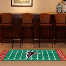 ATLANTA FALCONS NFL FOOTBALL TEAM FIELD RUG GAME MAT