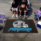 CAROLINA PANTHERS FOOTBALL TEAM GAME RUG TAILGATE MAT