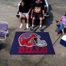 BUFFALO BILLS NFL FOOTBALL TEAM GAME RUG TAILGATE MAT