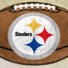 PITTSBURGH STEELERS NFL FOOTBALL RUG GAME MAT FREE SHIP
