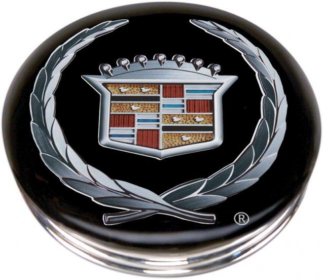 Cadillac Gm Hood Ornament Crest Emblem Bar Stool Seat