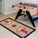 CHICAGO BULLS BASKETBALL COURT GAME TEAM MAT NBA RUG