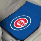 CHICAGO CUBS TRUCK AUTO CAR MATS GAME RUG SET FREE SHIP