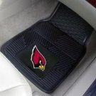ARIZONA CARDINALS NFL CAR MATS TRUCK AUTO RUG FREE SHIP