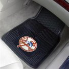 NY NEW YORK YANKEES MLB CAR MATS GAME RUG SET FREE SHIP