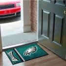 PHILADELPHIA EAGLES UNIFORM RUG JERSEY MAT FREE SHIPPIN