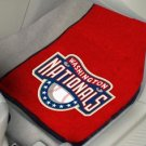 WASHINGTON NATIONALS TRUCK AUTO CAR MATS RUG FREE SHIP