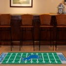DETROIT LIONS NFL FOOTBALL FIELD RUG GAME MAT FREE SHIP