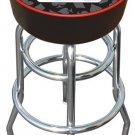 VEGAS SPADE POKER CARD BAR STOOL GAME CHAIR FREE SHIP