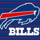 BUFFALO BILLS NFL FOOTBALL TEAM GAME HELMET RUG MAT NEW