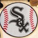 CHICAGO WHITE SOX BASEBALL TEAM MLB AREA RUG GAME MAT