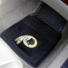 WASHINGTON REDSKINS CAR MATS TRUCK AUTO RUG FREE SHIPP