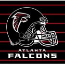 ATLANTA FALCONS NFL FOOTBALL TEAM GAME HELMET RUG MAT
