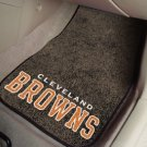 CLEVELAND BROWNS TRUCK AUTO CAR MATS GAME RUG FREE SHIP