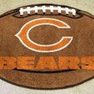 CHICAGO BEARS NFL FOOTBALL TEAM RUG GAME MAT FREE SHIPP