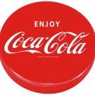ENJOY COCA COLA COKE BOTTLE BAR STOOL SEAT FREE SHIPP