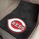 CINCINNATI REDS BASEBALL TRUCK AUTO CAR MATS GAME RUG